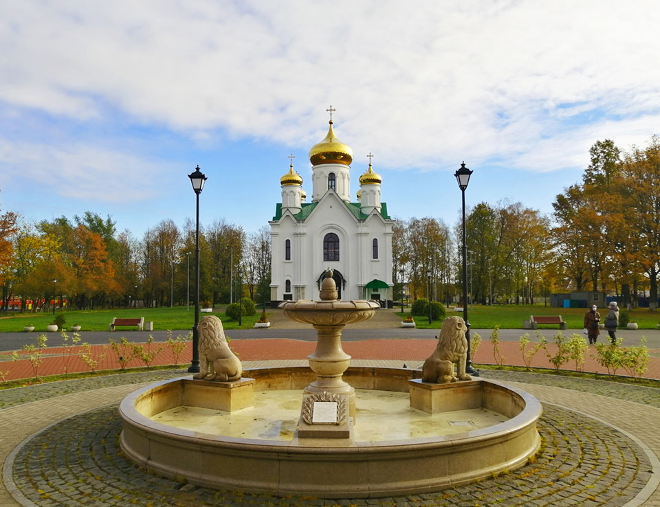 Блог провинциалки о Санкт-Петербурге